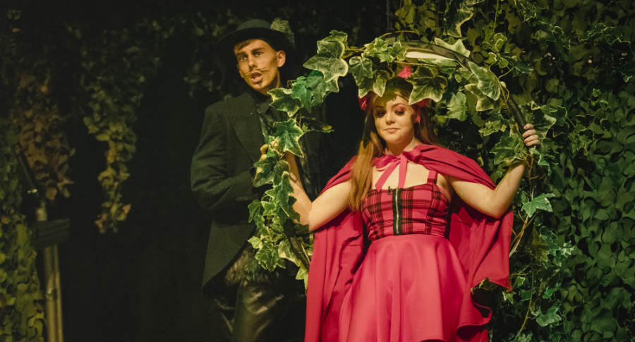 ESMS Perform Into The Woods