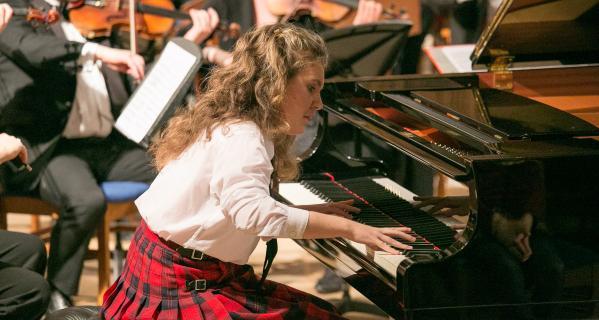 Silverstri Music Scholar