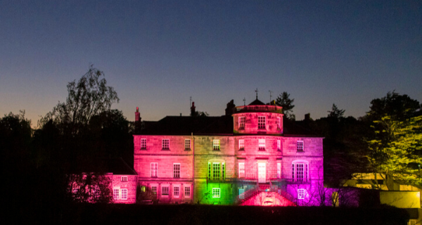 ESMS Lights Up With Rainbow for LGBT Community