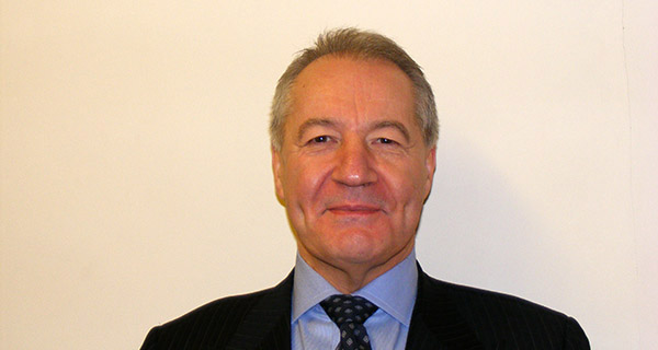 Former Chair of ESMS Governing Council, Mike Sims