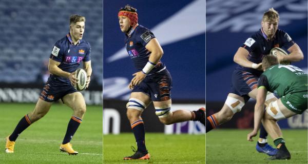 Former Pupils representing Edinburgh Rugby